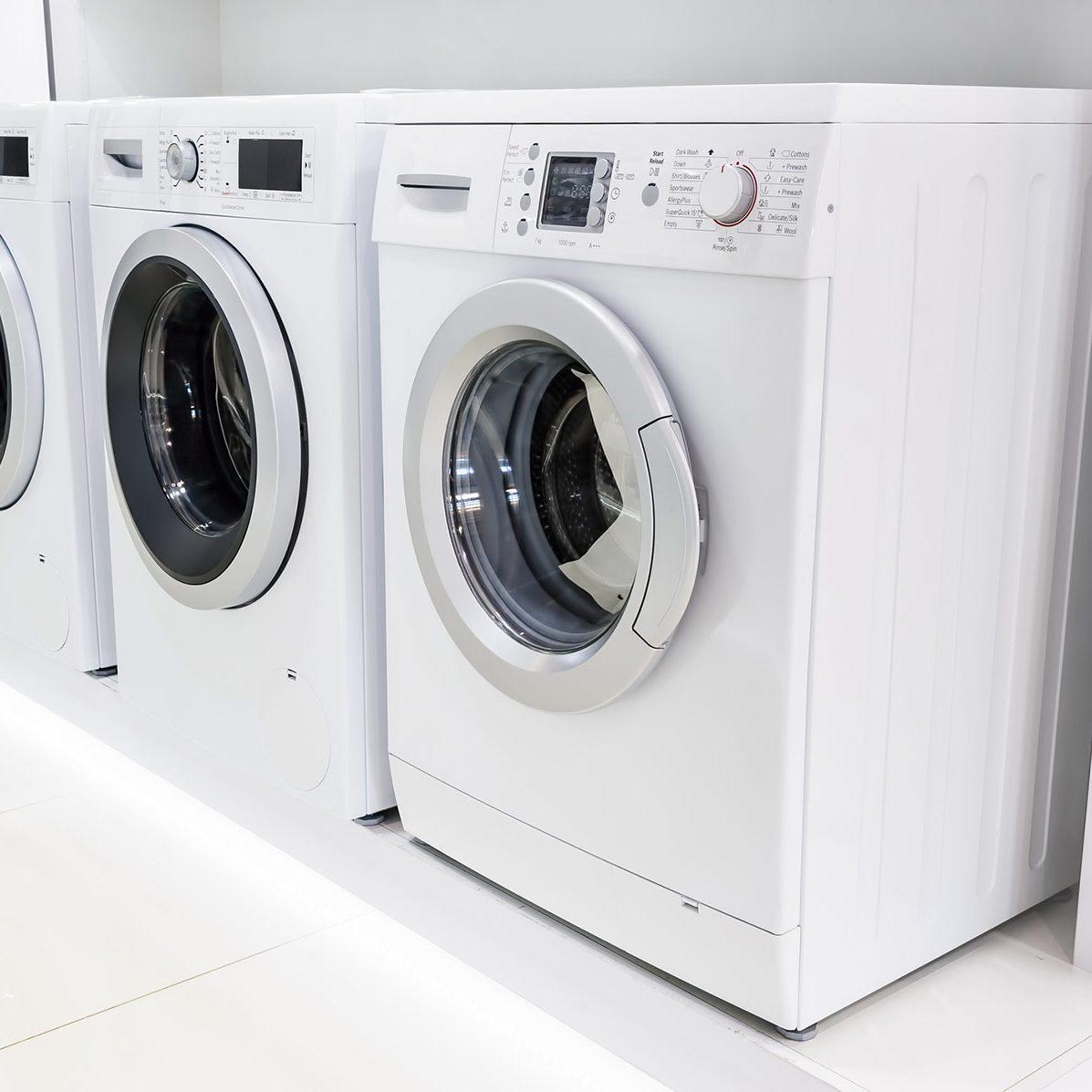 Hotel con lavandería