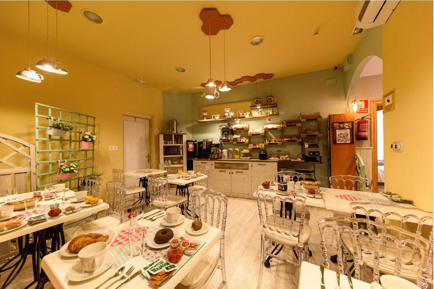 Desayuno gratis en Hotel Castro Urdiales