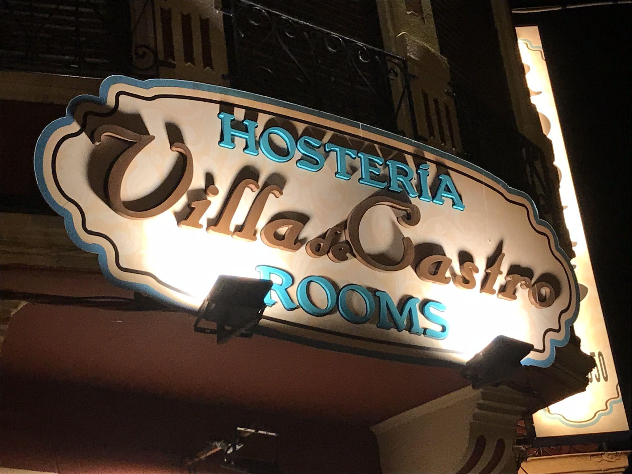 Hosteria Villa de Castro Rooms hotel castro urdiales