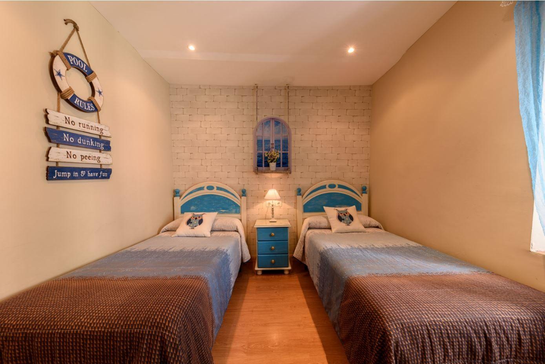 Habitación Doble en hotel Castro Urdiales