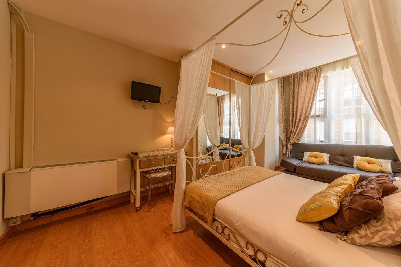 Habitación Triple en hotel castro urdiales oferta